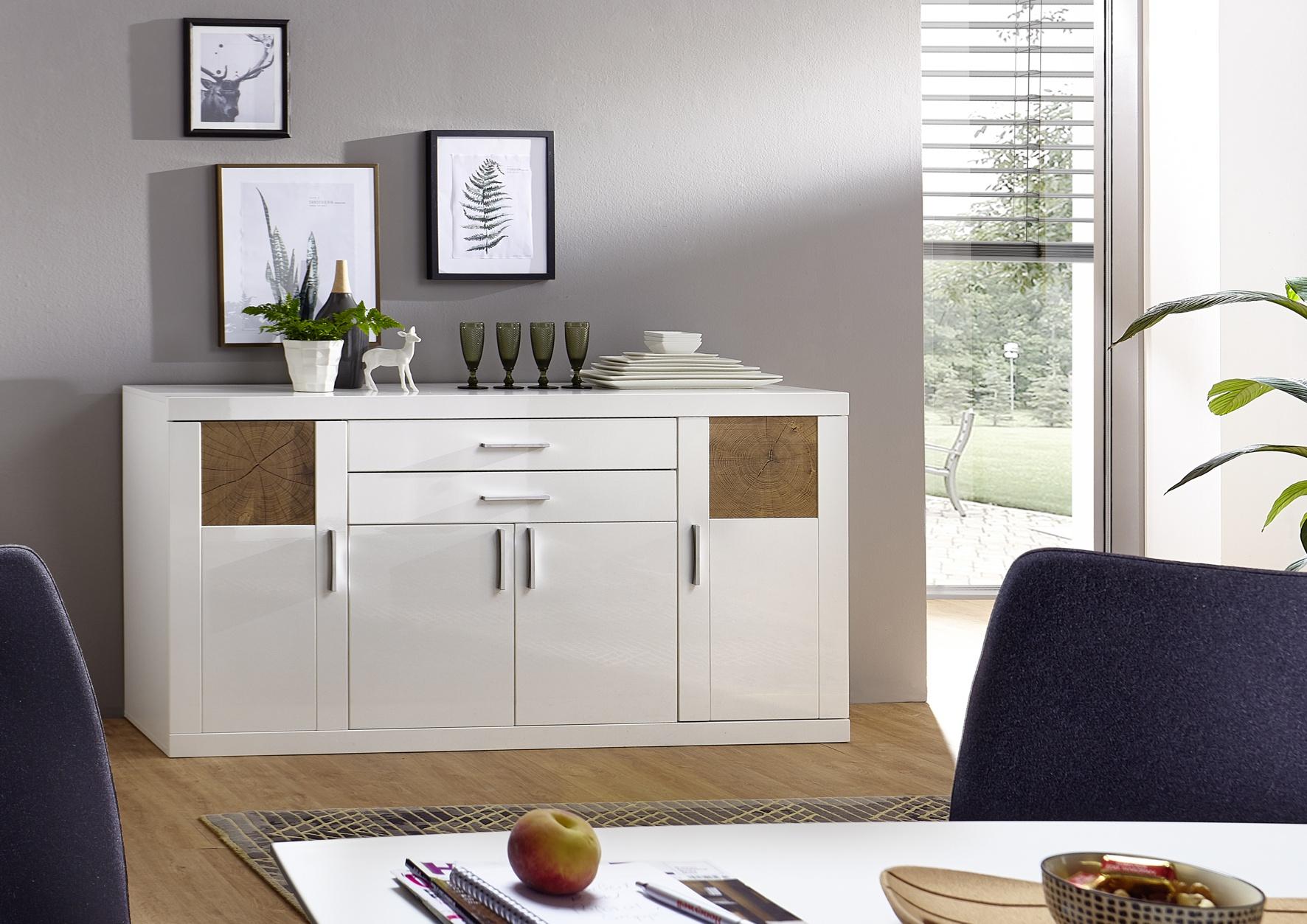 sideboard juno bestseller shop f r m bel und einrichtungen. Black Bedroom Furniture Sets. Home Design Ideas