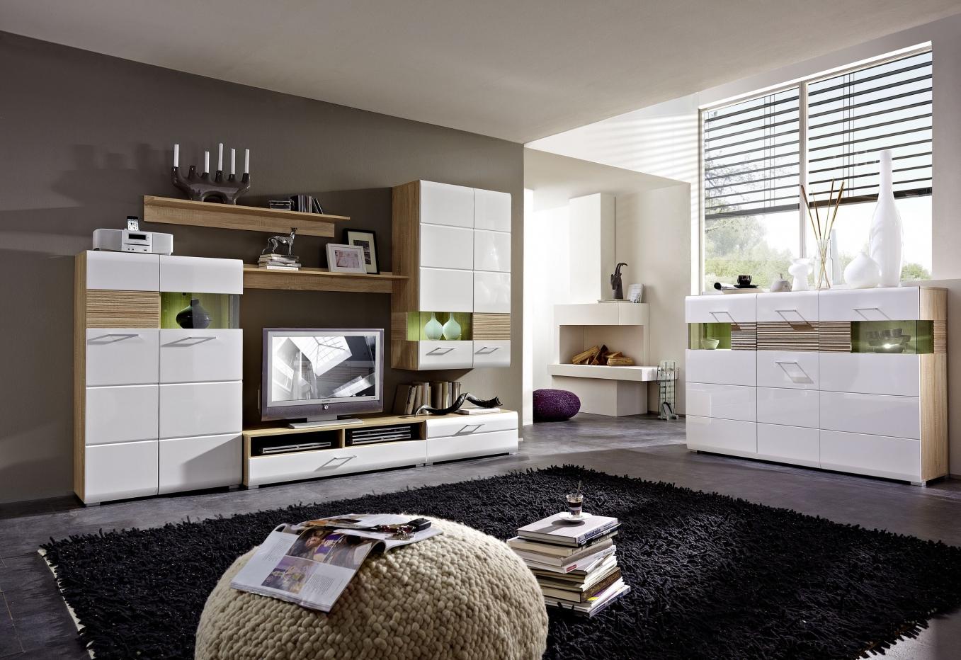 Innostyle im dienste sch ner und moderner einrichtung for Wohnwand fun plus